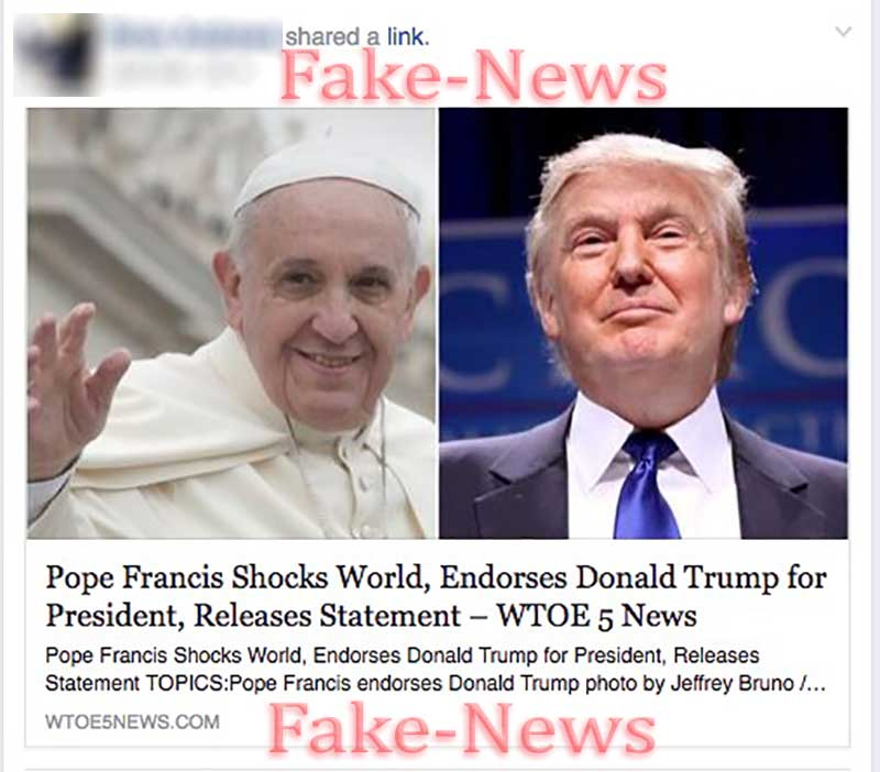 The fake news problem and the consequences for PROs