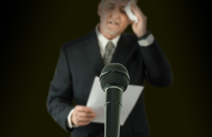 Expert Guide: How to Deal With Nerves Or A Phobia About Public Speaking