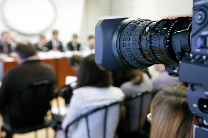 Expert Guide: How to run a Press Conference
