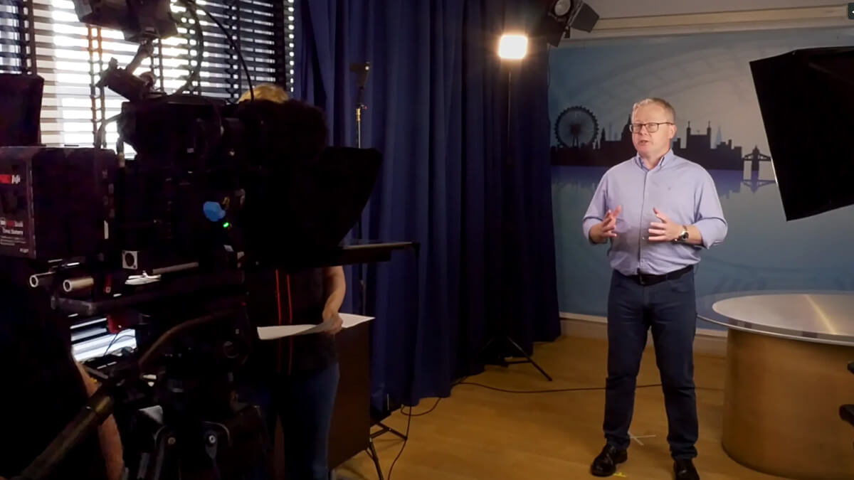 Media Training – Why 93% of communication is NOT non-verbal